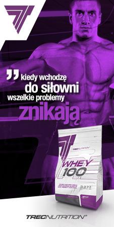 odżywka białkowa Whey100