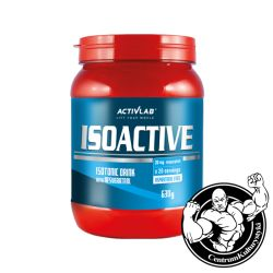 ISO ACTIVE 630 g. Grapefruit - Activelab
